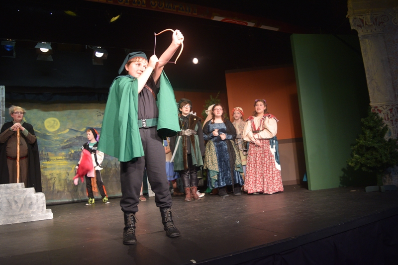 Robin Hood: The Musical 2019